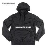 Calvin Klein Jeans カルバンクラインジーンズ アノラックウィンドブレーカー logo zip windbreaker jacket メンズアウター CK83