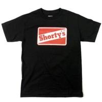 SHORTY'S OG LOGO TEE ショーティーズ メンズ Tシャツ SHO12 BLACK