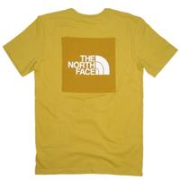 THE NORTH FACE S/S RED BOX TEE NF0A4M4R メンズ ノースフェイス Tシャツ 半袖Tシャツ アウトドア / TNF47 BambooYellow