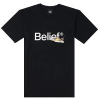 BELIEF NYC ビリーフ Surf & Rescue Tee - Black