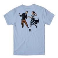 GIRL  skateboards  Good Time Tee  POWDER BLUE ガール Tシャツ GR19