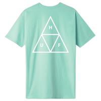 HUF ESSENTIALS TRIPLE TRIANGLE TEEハフ 半袖Tシャツ TS00509 メンズ / HUF61 MINT