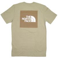 THE NORTH FACE S/S RED BOX TEE NF0A4M4R メンズ ノースフェイス Tシャツ 半袖Tシャツ アウトドア / TNF47  TwillBeige