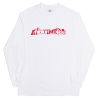 ALLTIMERS T ROCK PLANET L/S TEE オールタイマーズ ロンT メンズ  / ATS17
