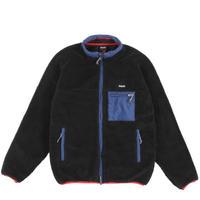 OnlyNY 2019冬モデル オンリーニューヨーク フリースジャケット Alpine Fleece アルパインフリースジャケット メンズ アウター /ONLY31 BLACK