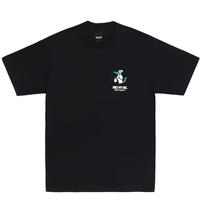 ONLYNY 2020 新作 Gator the Painter T-Shirt オンリーニューヨーク 半袖 Tシャツ メンズ / ONLY37 Black