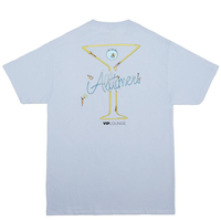 ALLTIMERS SPLASH ZONE TEE オールタイマーズ メンズ Tシャツ POWDER BLUE  ATS39