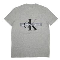 CALVIN KLEIN JEANS MEN'S MONOGRAM LOGO CREWNECK TEE カルバンクラインジーンズ Tシャツ  41VM808メンズ 半袖 / CK115