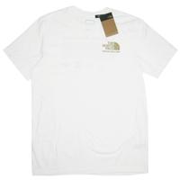 THE NORTH FACE S/S LOGO-LUTION TEE NF0A4AAR メンズ ノースフェイス Tシャツ 半袖Tシャツ アウトドア / TNF49 WHITE