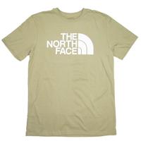 THE NORTH FACE S/S HALF DOME TEE NF0A4M4P メンズ ノースフェイス TEE 半袖Tシャツ アウトドア / TNF48 TwillBeige