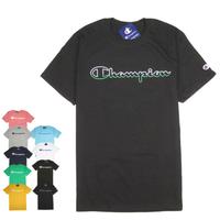 Champion CLASSIC GRAPHIC TEE USモデル 半袖Tシャツ チャンピオン  Tシャツ  ロゴtシャツ メンズ トップス 半袖tシャツ  / CP26