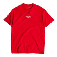 HOTEL BLUE LOGO TEE HB-11 RED