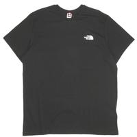 THE NORTH FACE EUモデル S/S SIMPLE DOME TEE ノースフェイス Tシャツ NF0A2TX5 メンズ 半袖Tシャツ / TNF68 TnfBlack