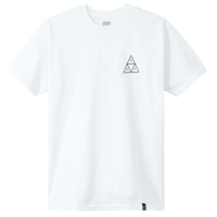 HUF ESSENTIALS TRIPLE TRIANGLE TEEハフ 半袖Tシャツ TS00509 メンズ  / HUF61 WHITE