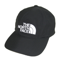 THE NORTH FACE UNSTRUCTURD BALL CAP NF0A3SH2 ノースフェイス  ロゴ ナイロンキャップ 男女兼用  / TNF51BLACK