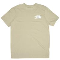 THE NORTH FACE  S/S LOGO-LUTION TEE NF0A4AAR メンズ ノースフェイス Tシャツ 半袖Tシャツ アウトドア  / TNF49 TwillBeige