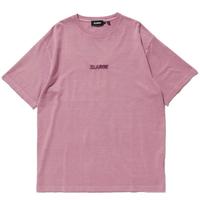 XLARGE S/S PIGMENT TEE STANDARD LOGO エクストララージ メンズ 半袖  Tシャツ  / XL27 LtPurple