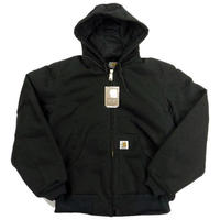 CARHARTT Duck Quilted Flannel-Lined Active Jacket J140 カーハート メンズ ジャケット アウター/ CHT28