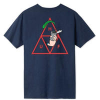 "HUF  ""POPEYE""とのコラボ HUF×POPEYE ハフ 半袖Tシャツ POPEYE SPINACH TT S/S TEE  TS00851  HUF122"