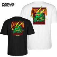POWELL PERALTA  Caballero Street Dragon Tshirt メンズ パウエル Tシャツ  PW10
