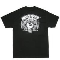 INDEPENDENT Shredded Regular S/S T SHIRTS インディペンデント Tシャツ メンズ 半袖tシャツ /  IND23  BLACK