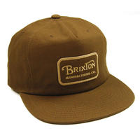 BRIXTON CAP ブリクストン キャップ Grade HP Snapback 10773  BRIX484
