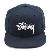 STUSSY STOCK CAP  ステューシー キャップ 帽子 メンズ キャップ 131908  / sts181