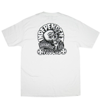 INDEPENDENT  Gashed Regular S/S T SHIRTS インディペンデント Tシャツ  メンズ トップス 半袖Tシャツ  / IND28WHITE