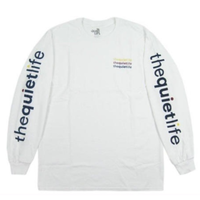 THE QUIET LIFE ORIGIN REPEAT Long Sleeve Tee  / QL36