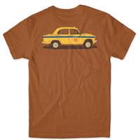 Chocolate Skateboards World Taxi S/S Tee チョコレート  Tシャツ Texas Orange cho15