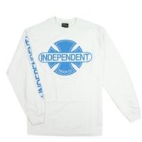 INDEPENDENT BASEPLATE L/S REGULAR T-SHIRT  /IND20