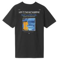 HUF  Aint No Sunshine S/S TEE ハフ メンズ  Tシャツ / HUF177  BLACK