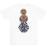 QUARTERSNACKS  SAFARI SNACKSMAN CHARITY TEE クウォータースナックス  Tシャツ QS11 WHITE