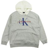 Calvin Klein Jeans  POP MONOGRAM HOODY  カルバンクラインジーンズ パーカー メンズ  スウェット プルオーバー/ CK105