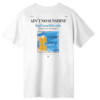 HUF Aint No Sunshine S/S TEE ハフ メンズ Tシャツ / HUF177 WHITE