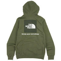THE NORTH FACE RED BOX PO HOODIE レッドボックス プルオーバーフード NF0A3FRE メンズ  スウェット  /TNF31  NewTaupeGreen
