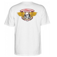 POWELL PERALTA Winged Ripper T-shirt メンズ Tシャツ  パウエル  PW16