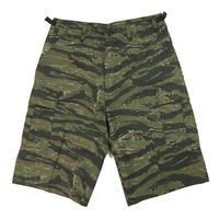 ROTHCO BDU Combat Shorts  膝下  ロスコ ロング カーゴショーツ メンズ ボトムス TigerStripe ROTH11