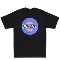 ONLYNY 2020 新作 International Clothing Co. T-Shirt  オンリーニューヨーク メンズ Tシャツ  Black / only36