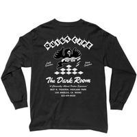 THE QUIET LIFE DARK ROOM Long Sleeve Tee QL31 BLACK