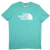 THE NORTH FACE EUモデル ノースフェイス Tシャツ S/S EASY TEE NF0A2TX3 メンズ 半袖Tシャツ / TNF66 LAGOON