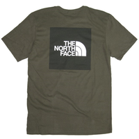 THE NORTH FACE  S/S RED BOX TEE NF0A4M4R21L メンズ ノースフェイス Tシャツ 半袖Tシャツ アウトドア  / TNF47 NewtaupeGreen