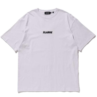 XLARGE S/S TEE EMBROIDERY STANDARD LOGO メンズ XL13  WHITE