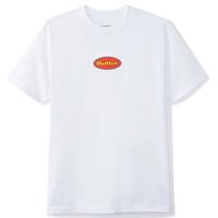 BUTTER GOODS Badge Tee White  バターグッズ Tシャツ BG14