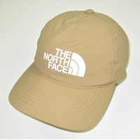THE NORTH FACE UNSTRUCTURD BALL CAP NF0A3SH2 ノースフェイス  ロゴ ナイロンキャップ 男女兼用 / TNF51 KelpTan