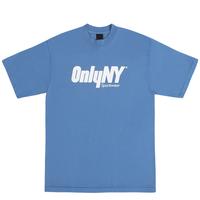 ONLYNY 2020 新作 Court Logo T-Shirt オンリーニューヨーク メンズ Tシャツ only35 French Blue