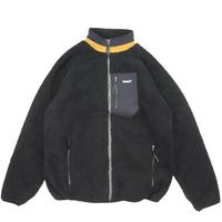 BELIEF NYC Arctic Zip Fleece ビリーフ フリースジャケット メンズ アウター / BL17BLACK