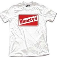 SHORTY'S OG LOGO TEE ショーティーズ メンズ Tシャツ SHO12  WHITE