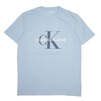 CALVIN KLEIN JEANS MEN'S MONOGRAM LOGO CREWNE CK TEE カルバンクラインジーンズ Tシャツ メンズ  / CK114 BlueCantrell