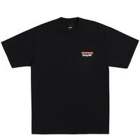 ONLYNY 2020 新作 Subway Logo T-Shirt オンリーニューヨーク メンズ Tシャツ Black / only32